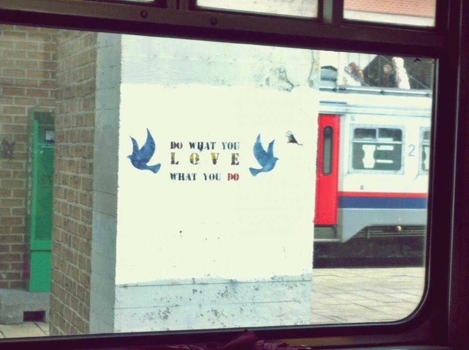 Estación Louvain La Neuve