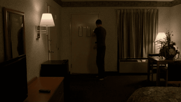 motel de Homeland en Maryland
