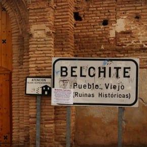 Fotos del Pueblo Viejo de Belchite, Zaragoza - Meridiano 180