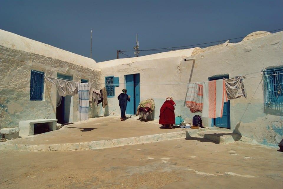 Pueblo bereber de Takrouna, Túnez