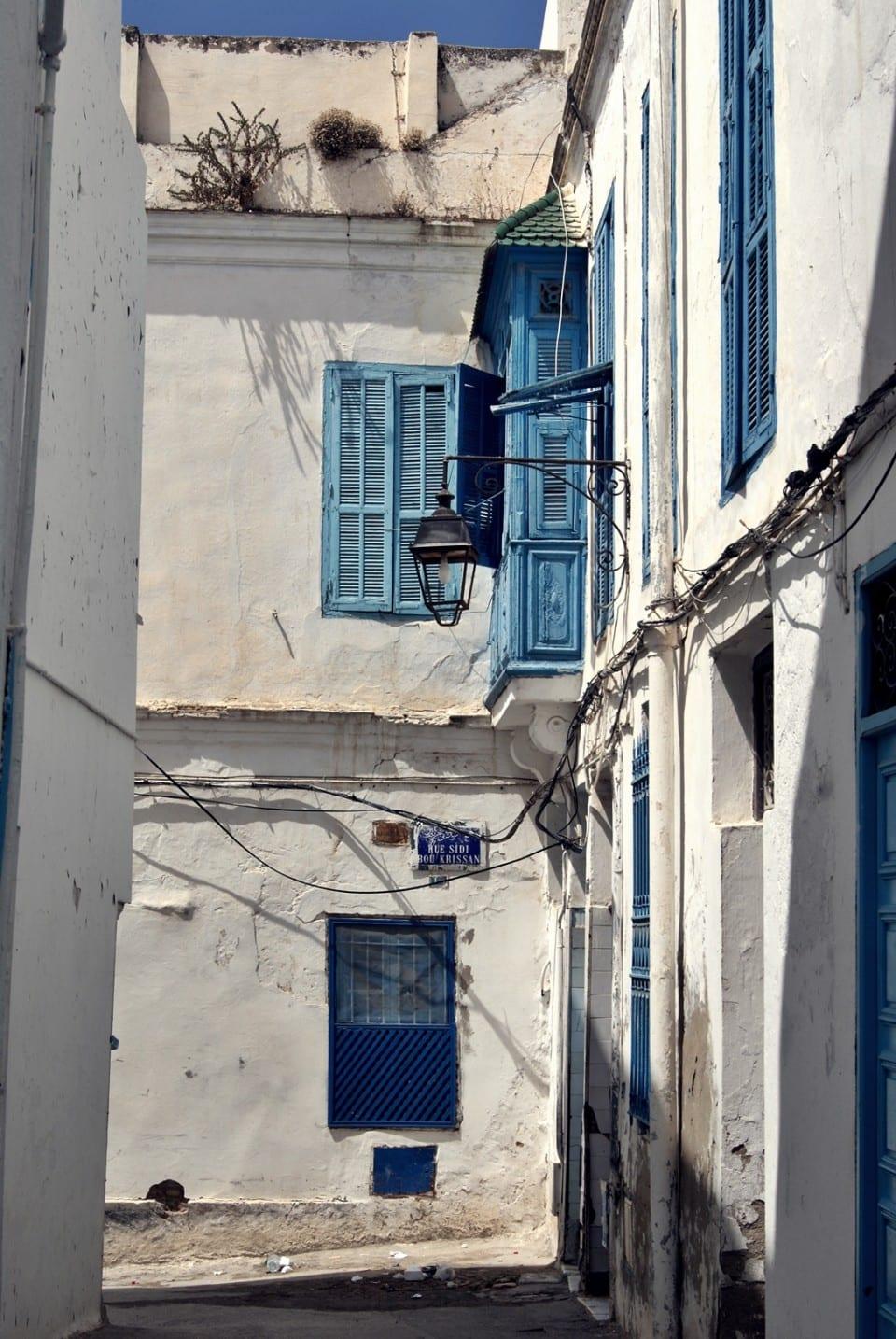Calle de Túnez