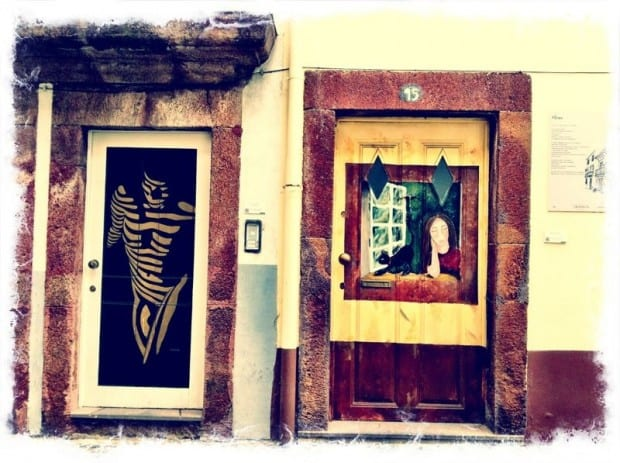 Arte Puertas de Funchal, Madeira