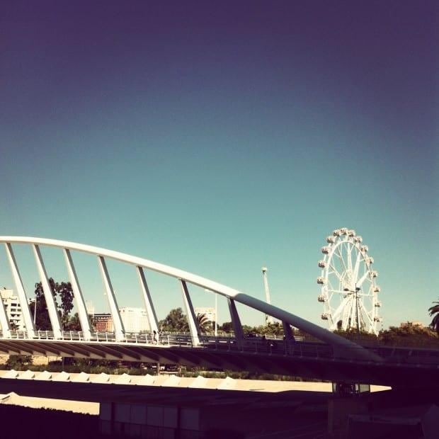 Puente de la peineta