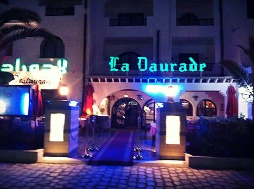 restaurante La Daurade