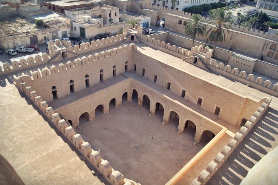 La medina de Sousse, Túnez