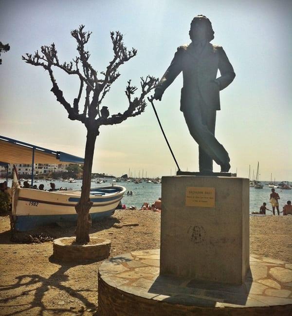 Dalí, Cadaqués, Costa Brava
