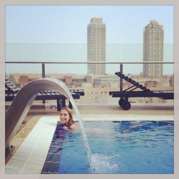 Hotel H10 Marina, barcelona