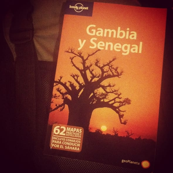 guía Gambia y Senegal