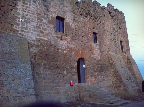 Castillo de Les Sitges, La Segarra