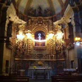 Iglesia Santa María, Guissona