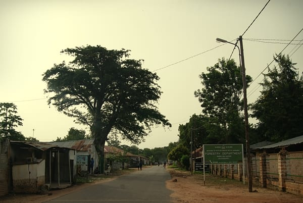 Georgetown, Gambia