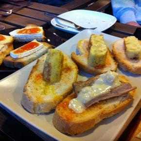 Pinchos, Celler de Guissona