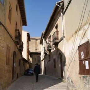 Calles de Briones, La Rioja