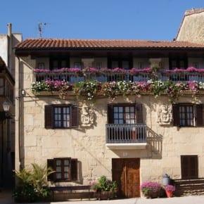 Casas de San Vicente de la Sonsierra