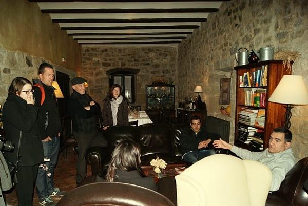 Salón restaurante La vieja bodega