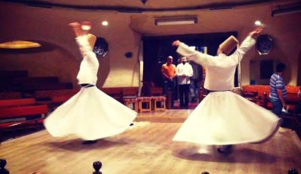 Derviches Turquía