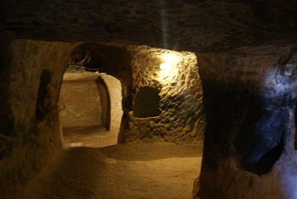 Ozkonak, Capadocia