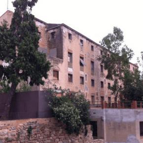 Antiguo balneario