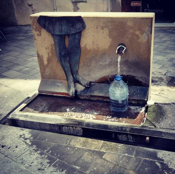 Fuente Caldes de Montbui