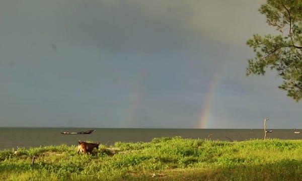 Arco iris, Senegal