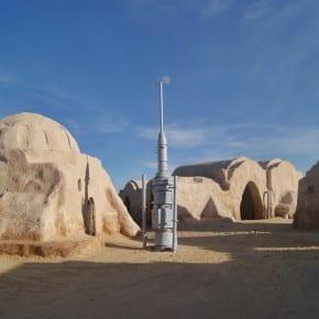 Tatooine, Túnez