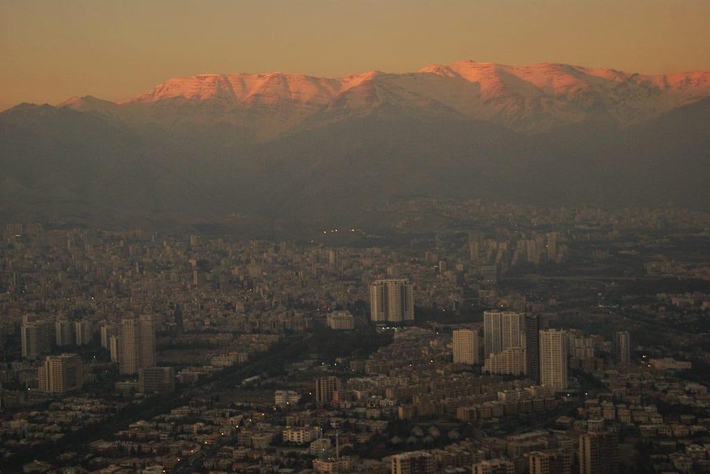 Teherán, Irán