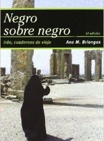 Negro sobre Negro, Ana M Briongos