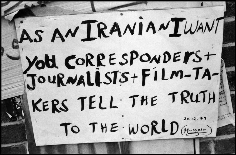 Crisis de los rehenes, Teherán
