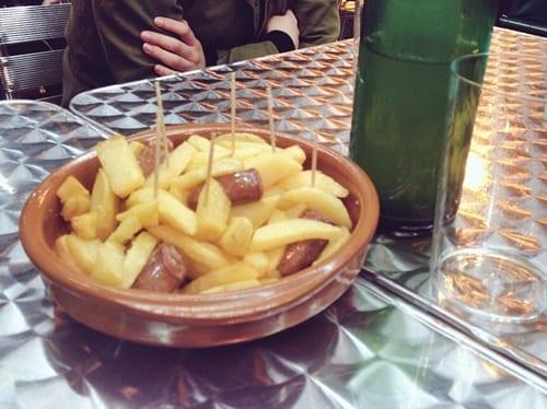 Longaniza de Avilés, Asturias