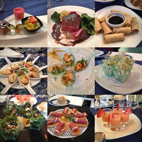 gastronomía, Sitges