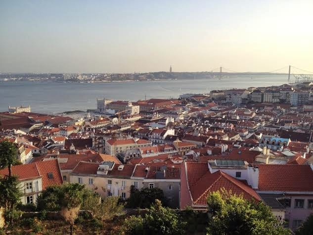 Castelo San Jorge, Lisboa