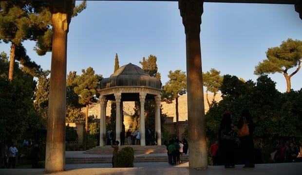 Mausoleo Hafez, Shiraz