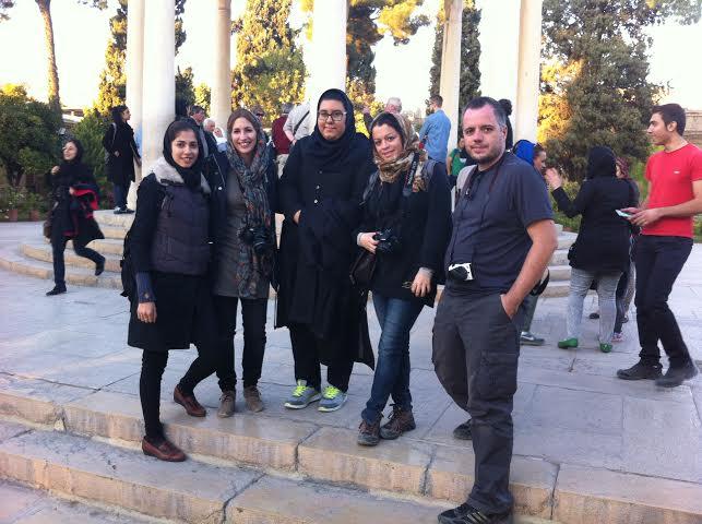 Shiraz, poetas
