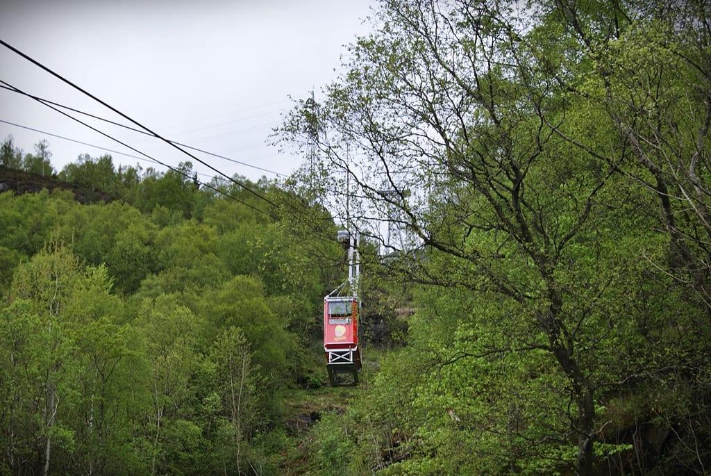 Ulriken, Bergen, Noruega