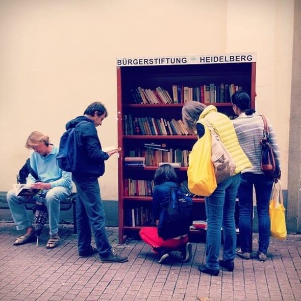 Libros en Heidelberg