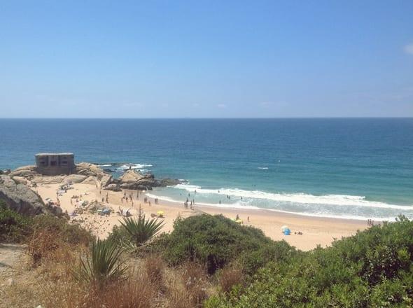 Playa de los ingleses, Cádiz