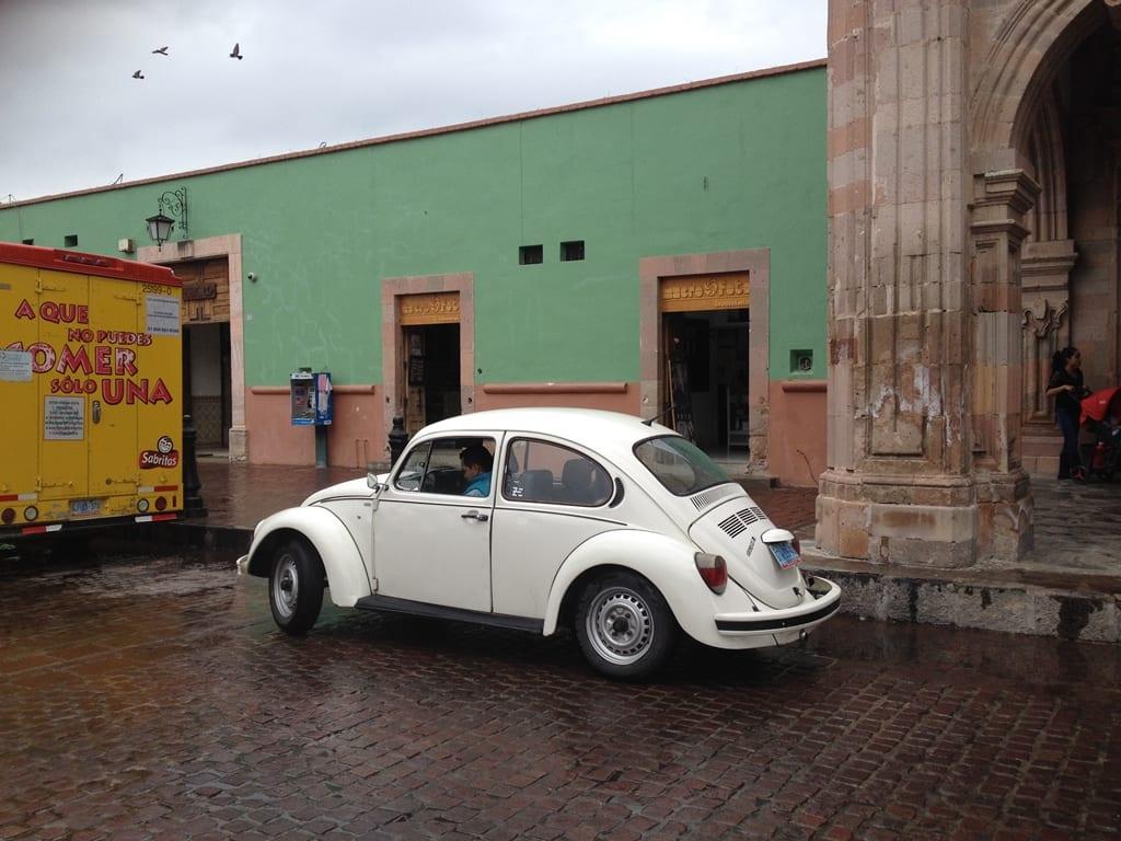 Vochos de Dolores Hidalgo, México