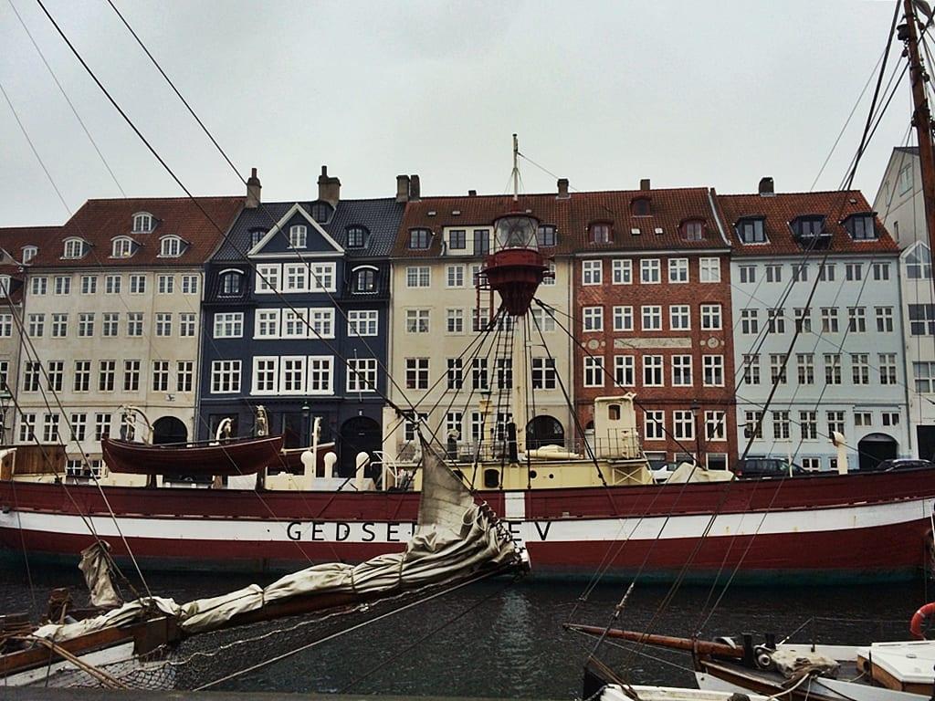 Copenhague, Gedser Rev