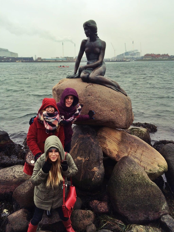 Copenhague, La sirenita