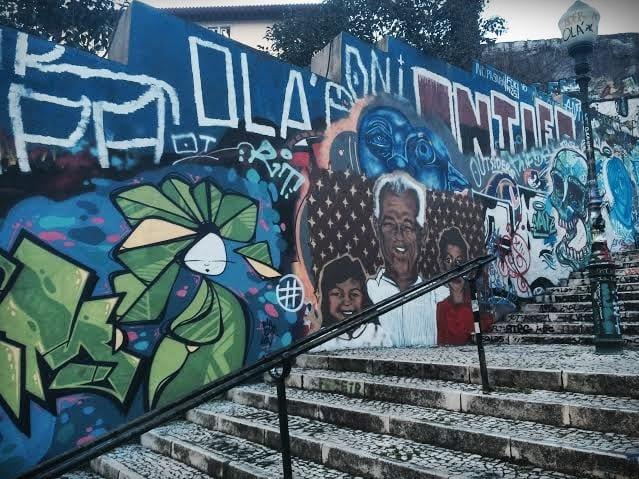 Lavra, street art Lisboa
