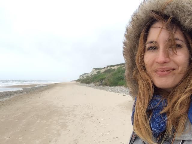 playa Cap Blanc Nez, Note Paso de Calais