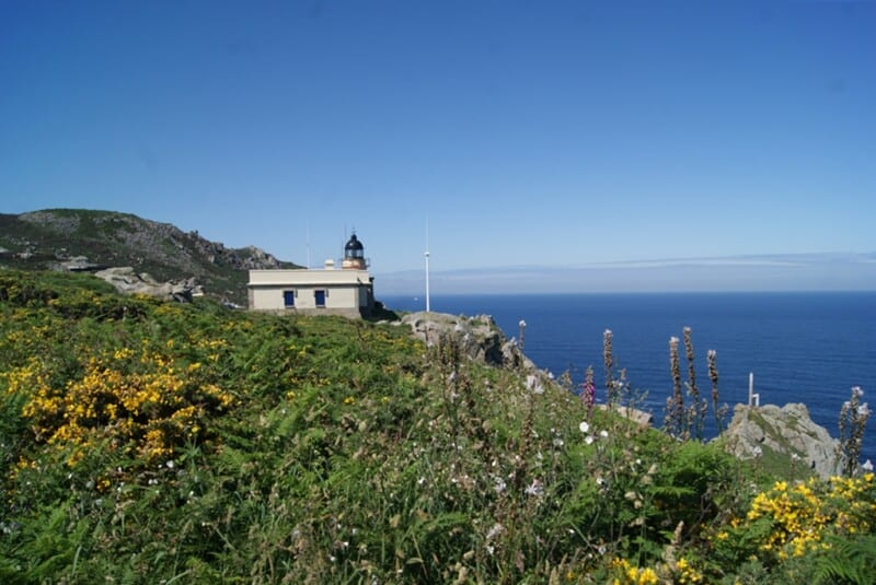Cabo Prior, Ferrol