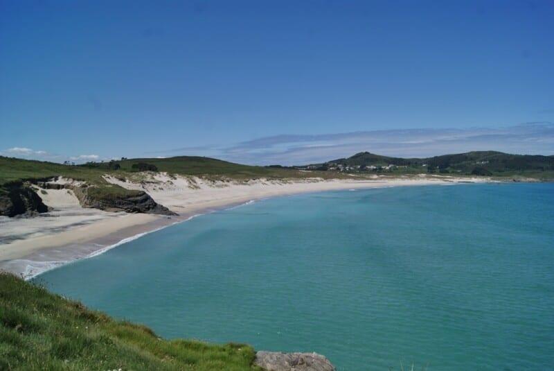 Playa de Santa Comba, Ferrol