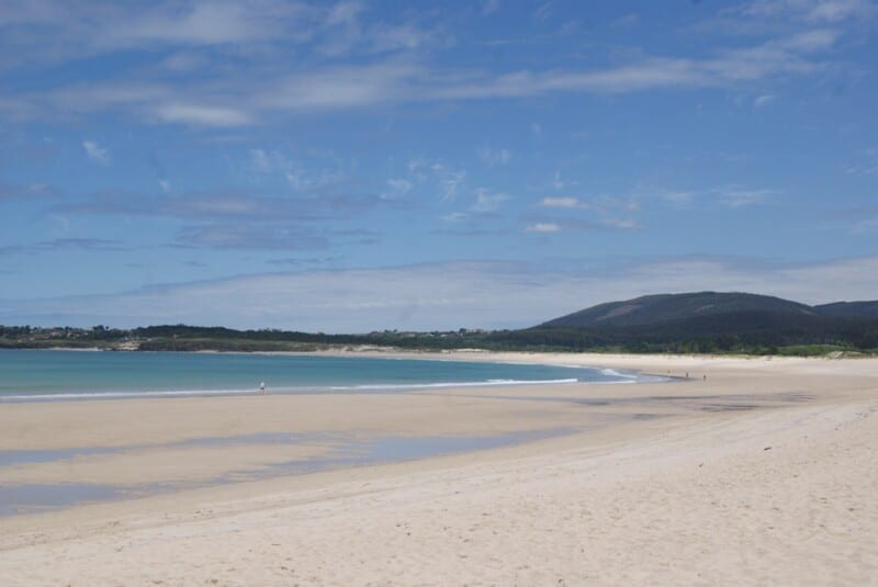 Playa de San Xurxo, Ferrol