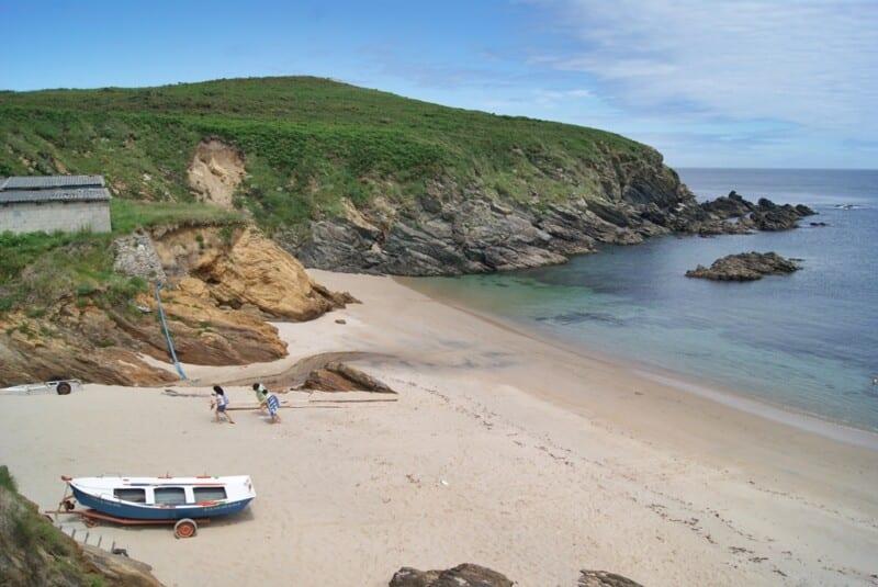 Playa de Sartaña, Ferrol