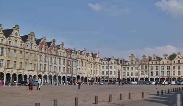 Plaza de Arrás, Norte Paso de Calais