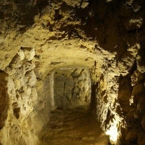 Túneles de La Mota, Jaén