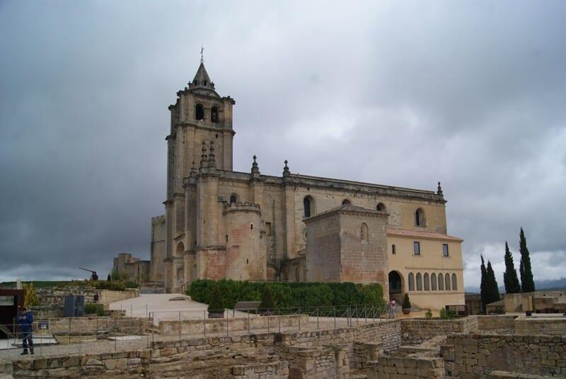 Castillo de La Mota, Jaén