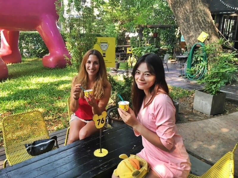 heladería i-Berry, Chiang mai