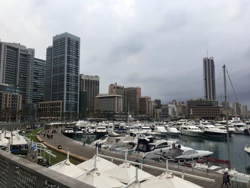 Puerto, Beirut